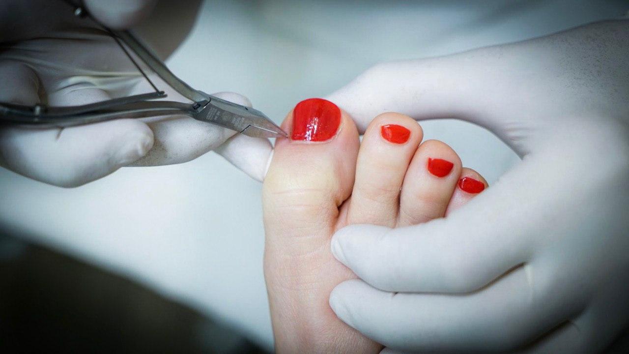 Podologische Behandlungen